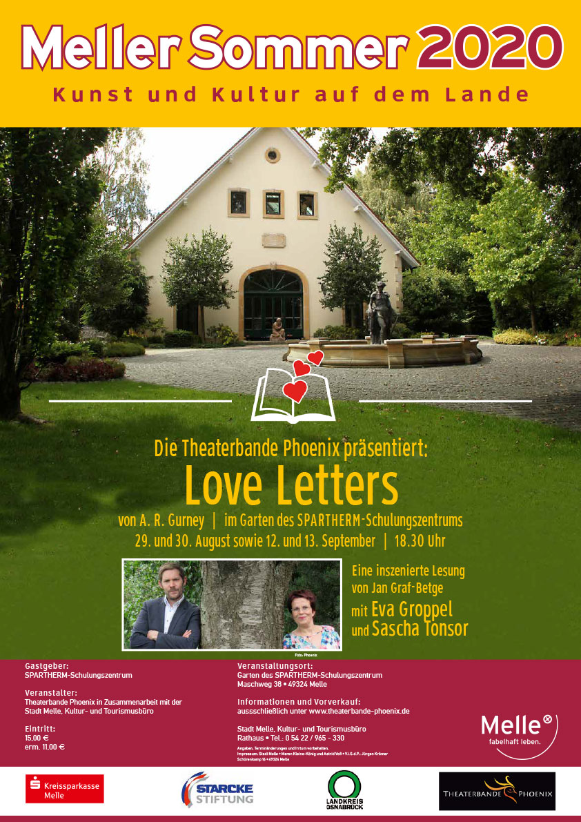 Love Letters - Theaterbande Phoenix